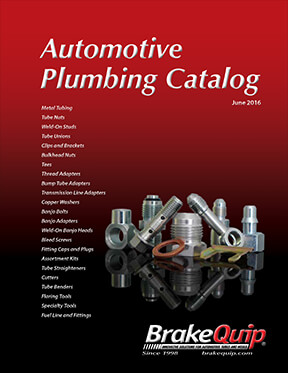 Brakequip Catalog: Automotive Plumbing