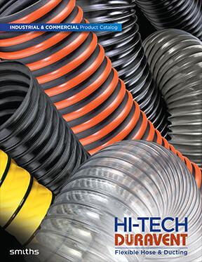 Hitech Duravent Catalog: Hose & Ducting