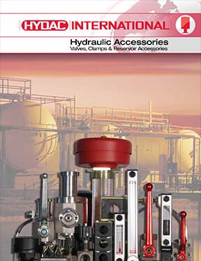 Hydac Catalog: Accessories