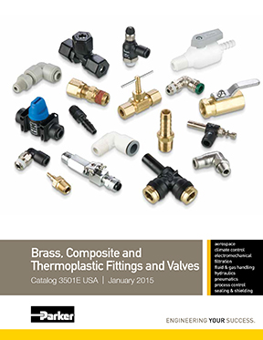Parker Catalog: Brass Fittings