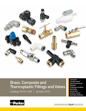 Parker Catalog: Brass Fittings