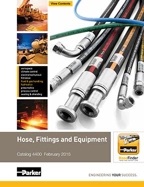Parker Catalog: Hose Fittings Equipment