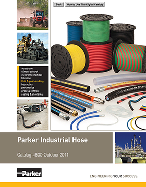 Catalogue Parker: Industrial Hose