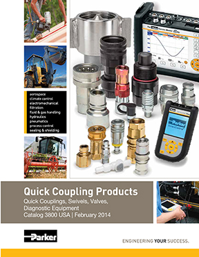 Parker Catalog: Quick Coupling